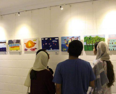نمایشگاه رویای کودکان